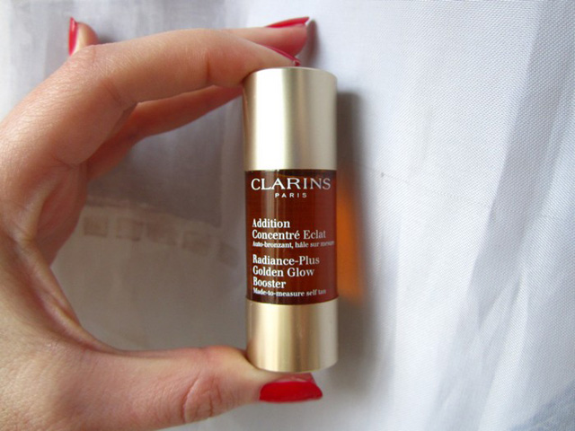 Radiance-Plus Golden Glow Booster от Clarins