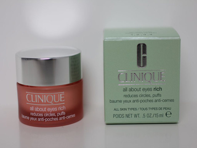 Крем Clinique All About Eyes Rich